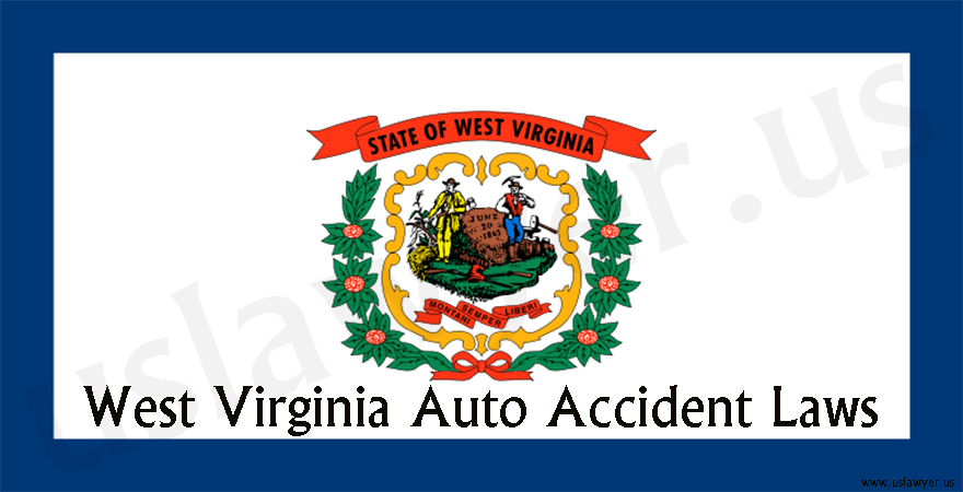Auto accident in West Virginia