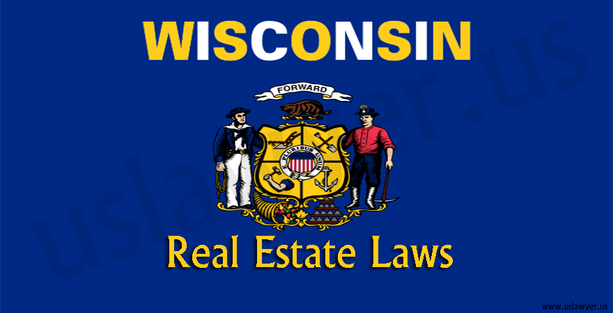 Wisconsin Real Estate Laws