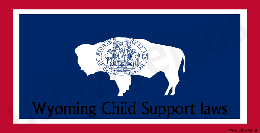 Wyoming Child Support Laws