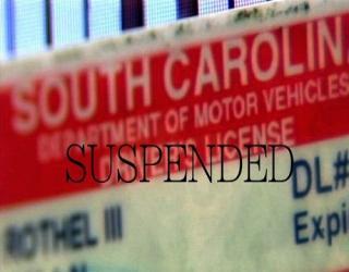 Driving License Suspend