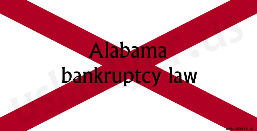 Alabama bankruptcy law