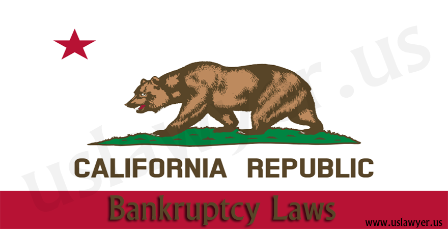 California Bankruptcy Laws