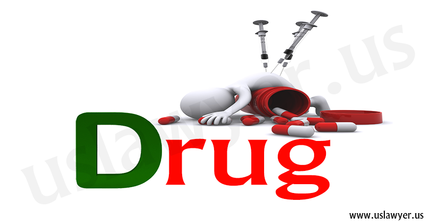 Drug possession and drug law
