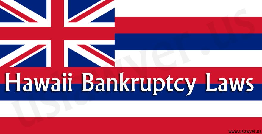 Hawaii Bankruptcy Laws
