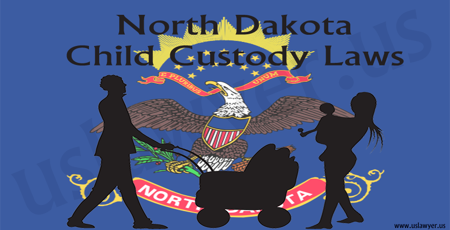 child custody in north dakota