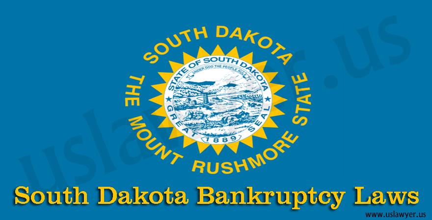 South Dakota Bankruptcy Laws