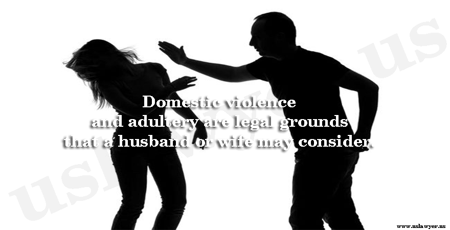The Interconnection between Domestic Violence and adultery