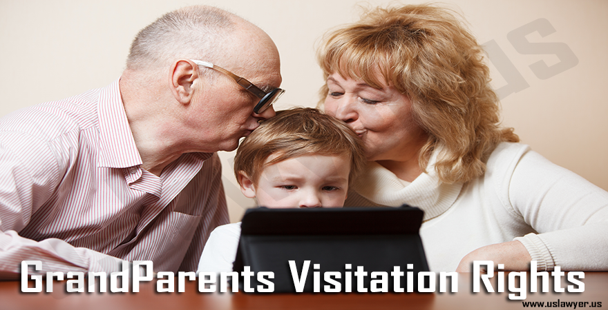 Visitation Rights GrandParents.