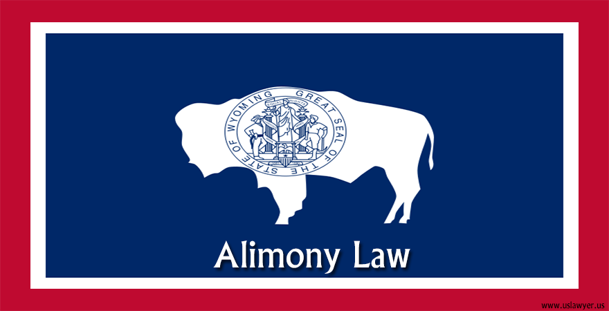 Wyoming Alimony Law