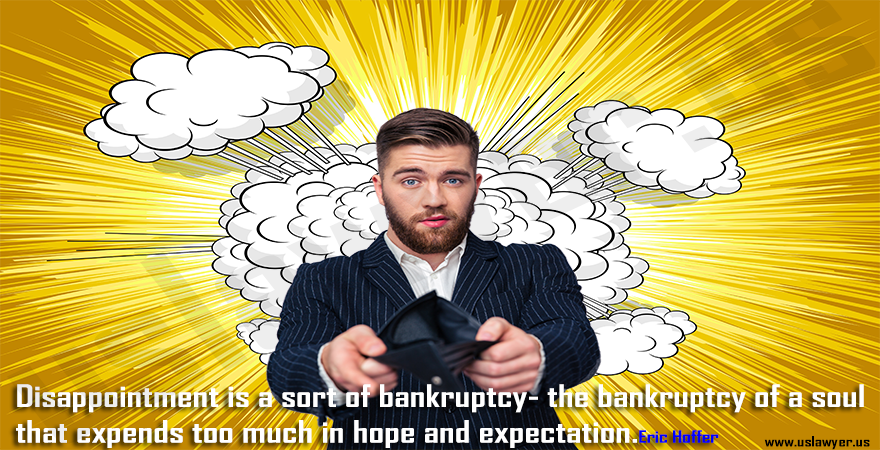 Laws on bankruptcy