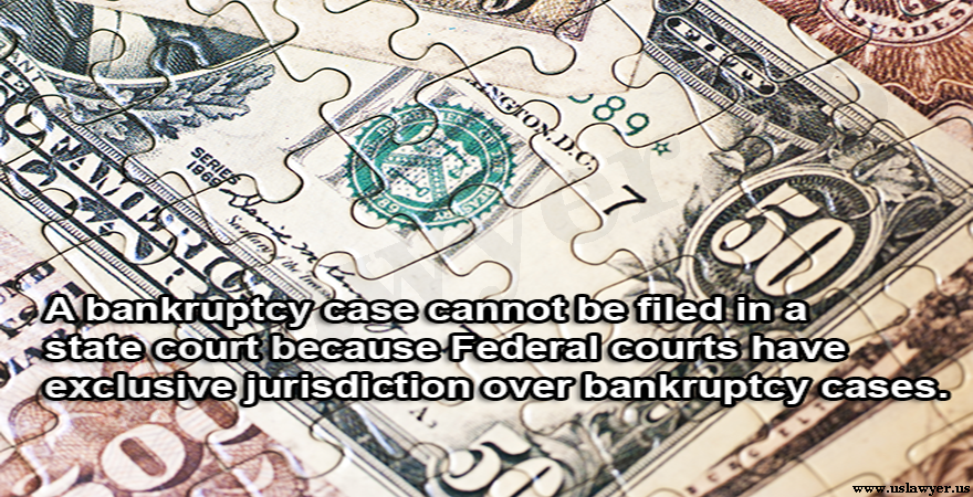 A bankruptcy case