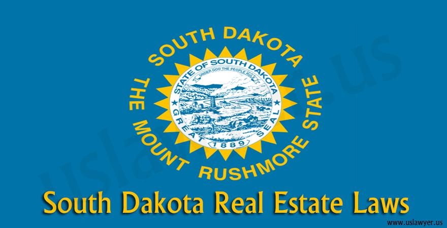 South Dakota Real Estate Laws