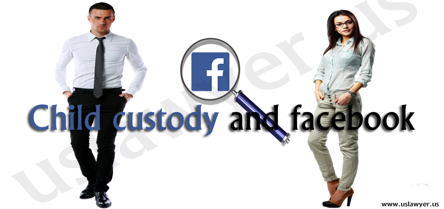 Child-custody-and-facebook