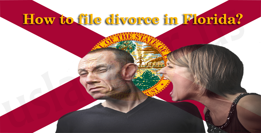 How to file divorce in Florida?