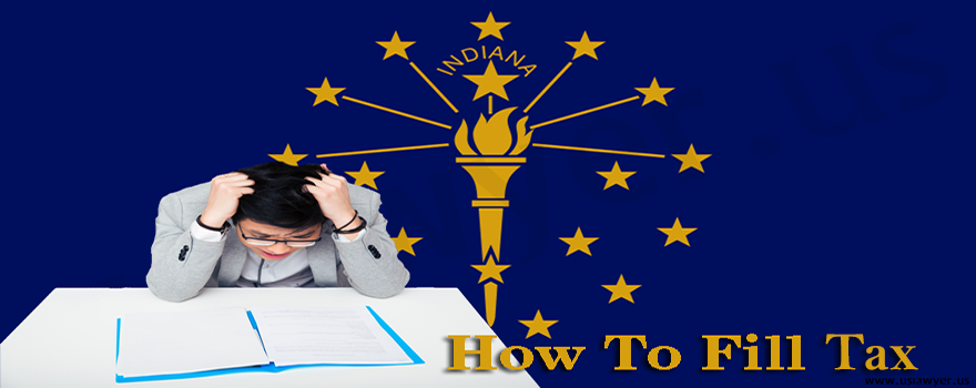 What are the basics of filing income tax in Indiana