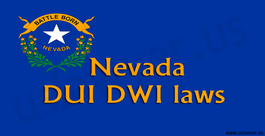 Nevada DUI DWI laws