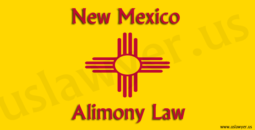 New Mexico Alimony Law