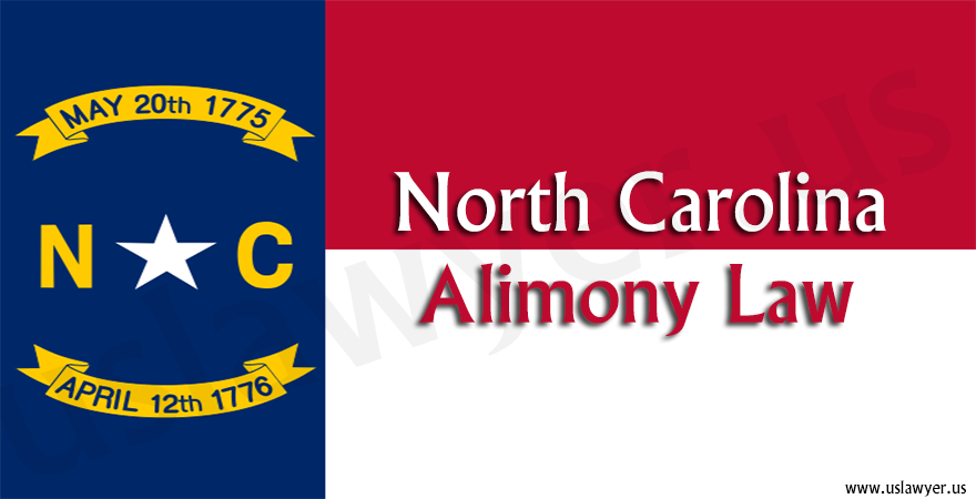 North Carolina Alimony Law