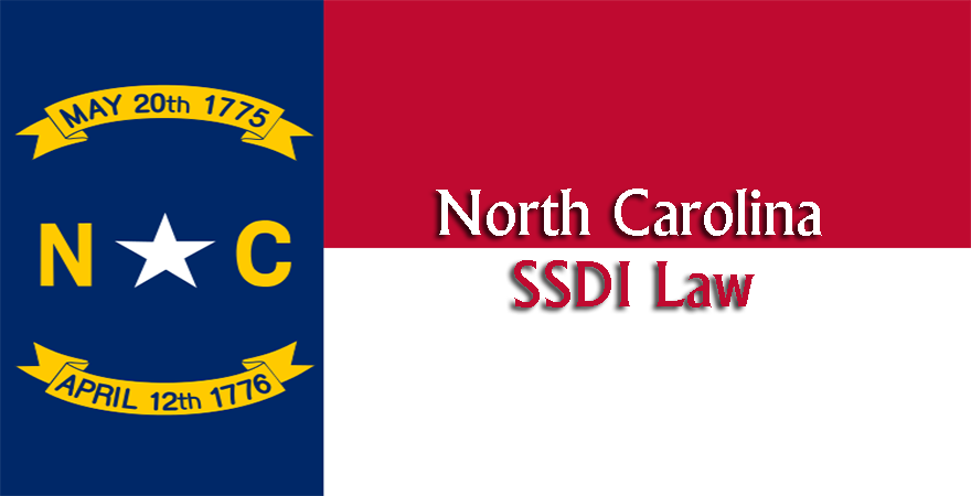 North Carolina SSDI law