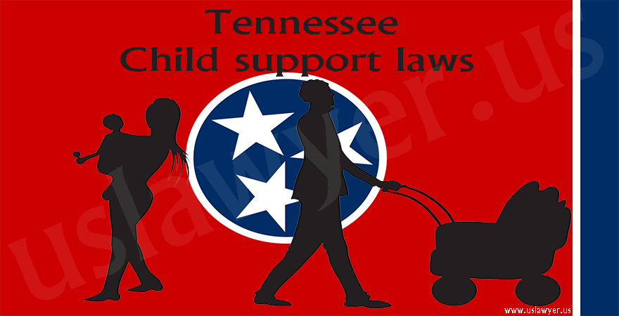 Tennessee Child support laws