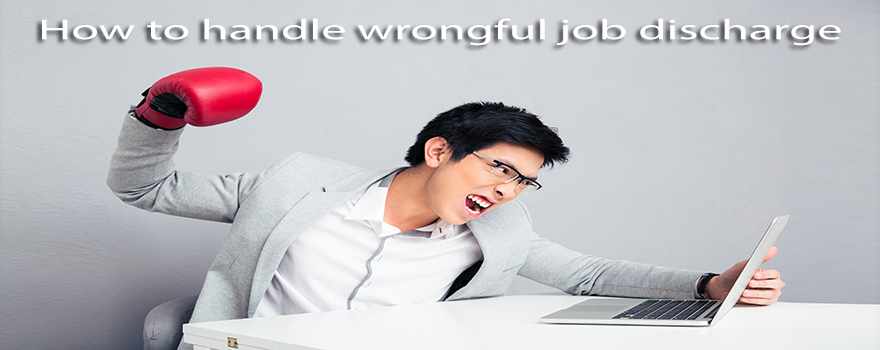 How to handle wrongful job discharge in Colarado