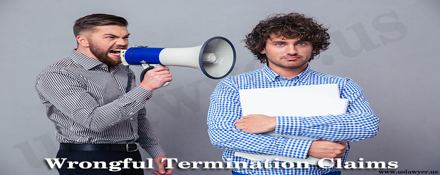 wrongful termination claims