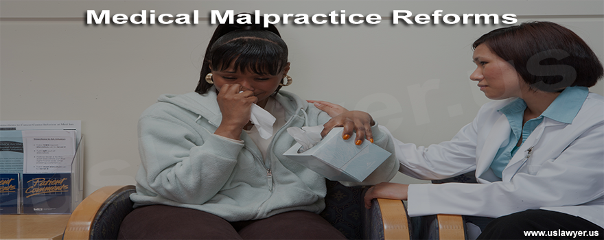 Medical Malpractice Reforms