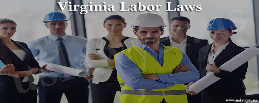 Virginia labor laws