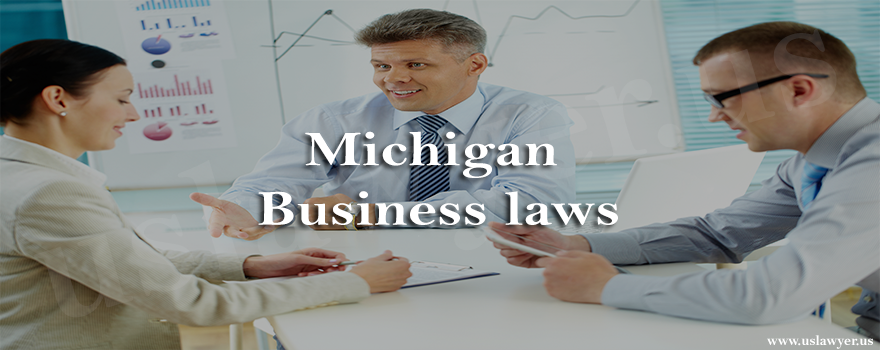 Explain Michigan Business laws