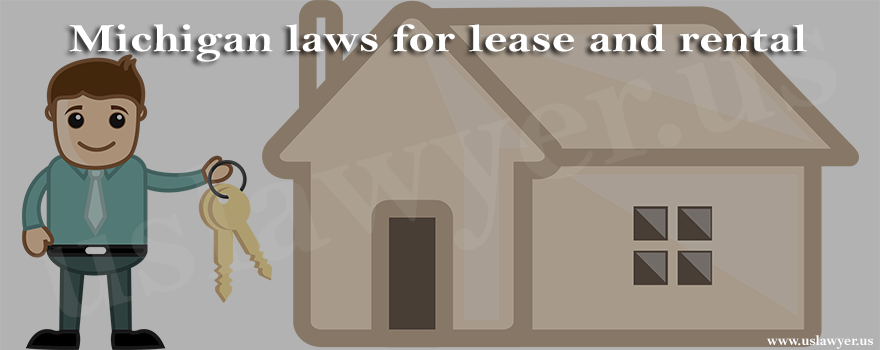 Michigan laws for lease and rental