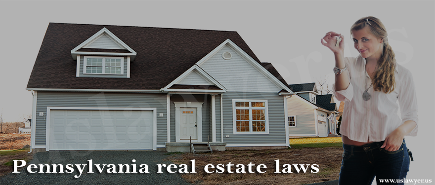 Pennsylvania real estate laws