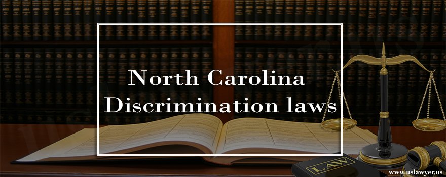 North Carolina Discrimination laws