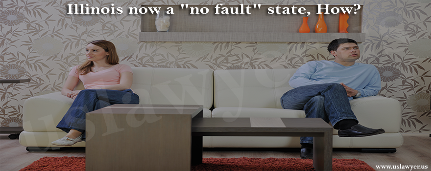 Illinois now a no fault state