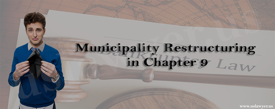 Municipality restructuring in Chapter 9