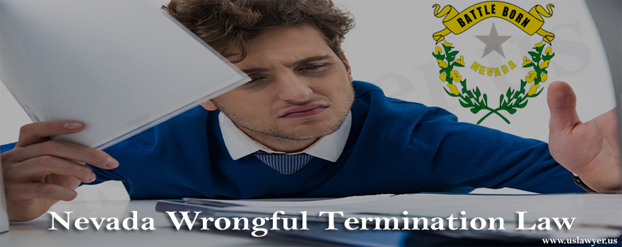 Nevada wrongful termination law