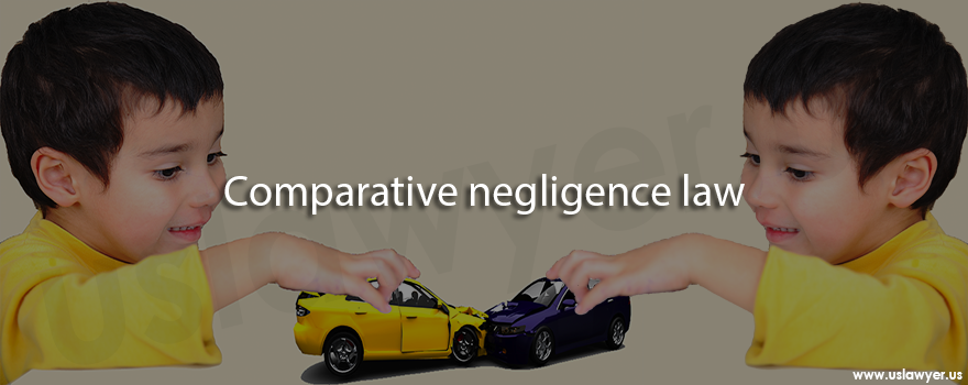 Comparative negligence law