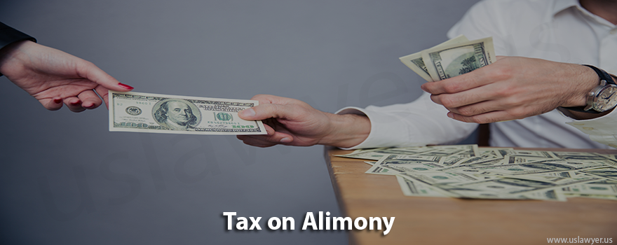 Tax on Alimony