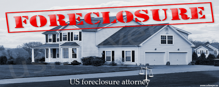 US foreclosure attorney