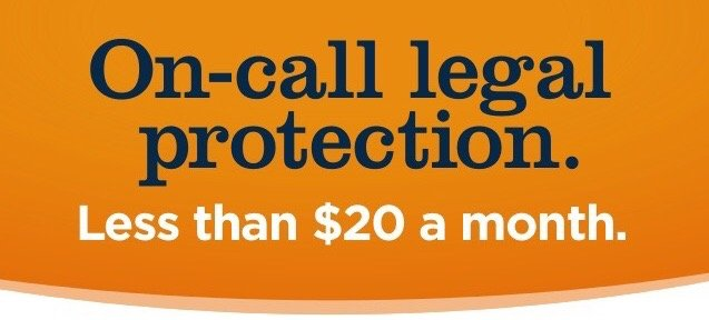 on call legal protection