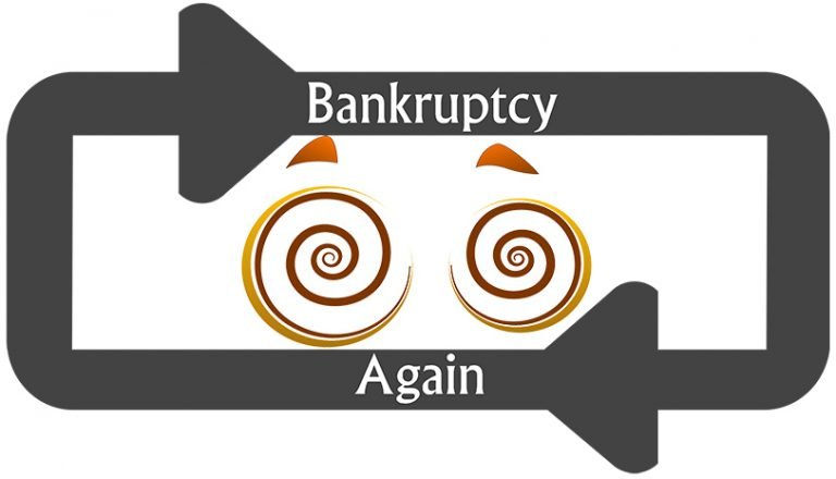 Why we see repeat bankruptcy cases in Chapter 11