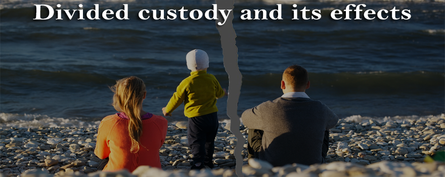 Divided custody and its effects