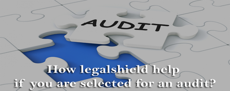 How LegalShield help if you are selected for an audit?