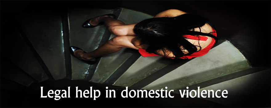 Legal Help in Domestic Violence